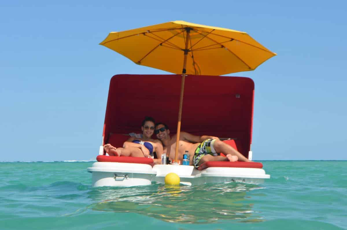 Relax on a Seaduction Float