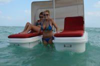 Seaduction Floats floating cabana fun!