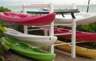 Lesstor Kayak Storage Rack