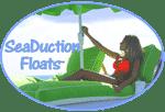 Seaduction Floats Floating Cabanas Logo